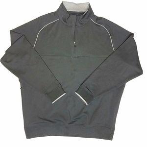 Bobby Jones XH2O 1/4 Zip Pullover Black L
